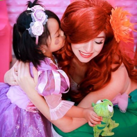 Ariel Character