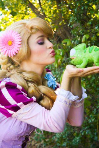 Rapunzel Character