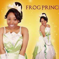 Princess Tiana Character