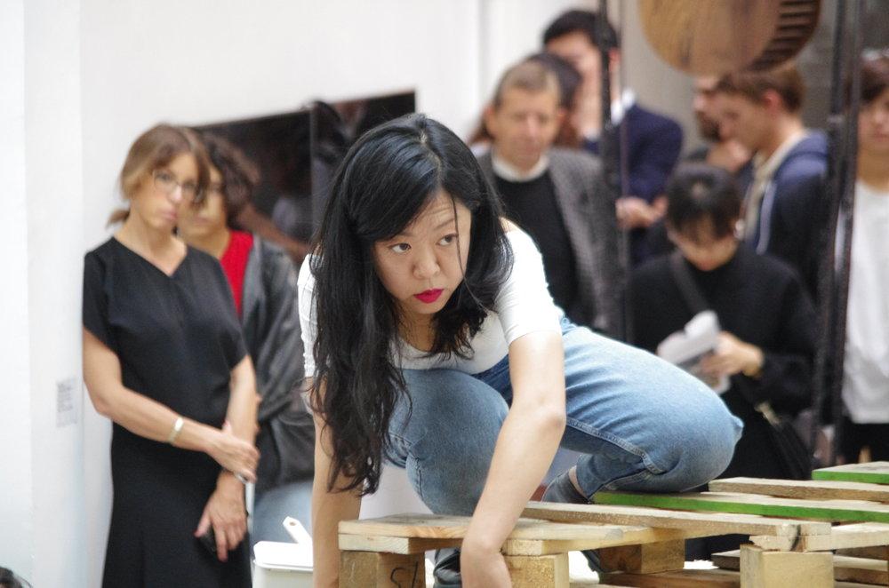 Till Then/Jusqu'à - Performance par Zhao Duan