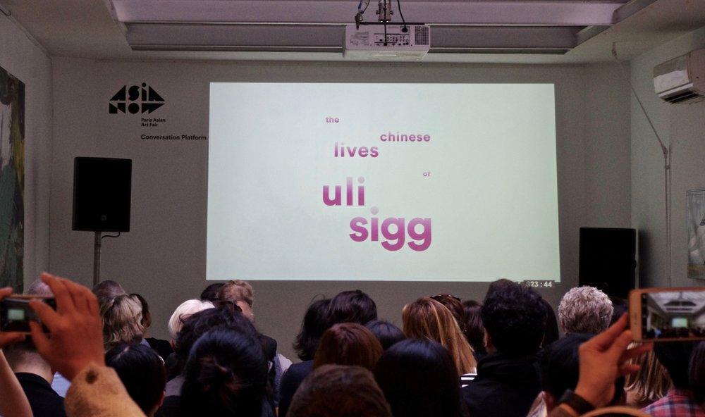 ASIA NOWPlateforme des Conversations - est un lieu unique d'échanges, de dialogue et d'enseignement autour de l'art contemporain asiatique à Paris. Chaque année, il regroupe une part importante des leaders d'opinion du monde de l'art, afin de discuter et débattre autour de sujets clé.