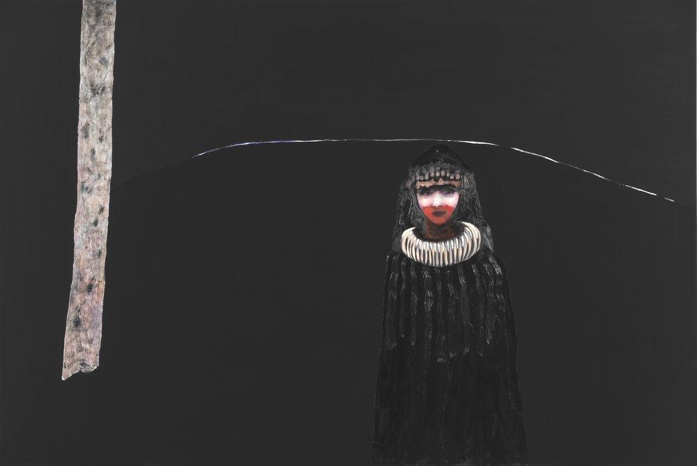 Chisato Tanaka, Nostalgia, 2017. Acrylic on canvas, 130x193cm.jpg