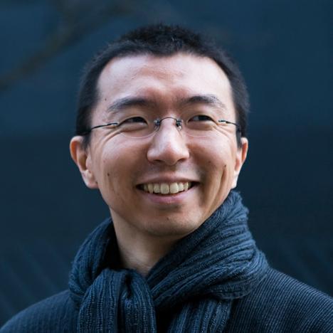 Sou Fujimoto portrait by David Vintiner