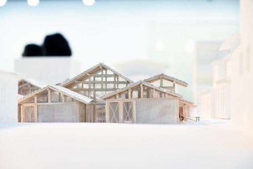 Freeing architecture junya ishigami fondation cartier pour lart contemporain paris march 30 september 9 2018