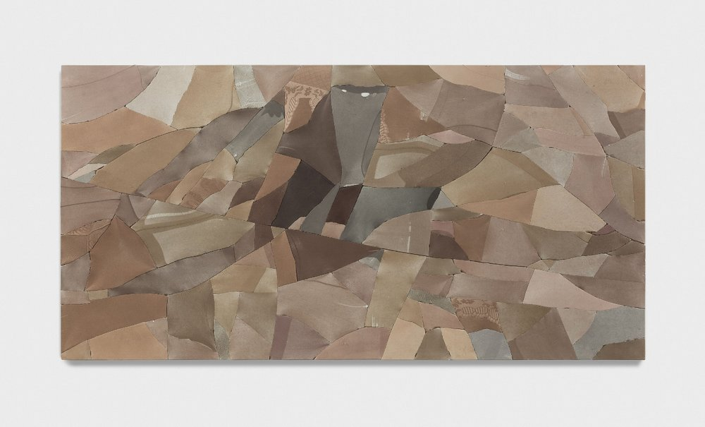 Ma Qiusha,  Wonderland-Ravine , cement, nylon stocking, plywood, resin, steel, 2016. Courtesy of the artist and Beijing Commune