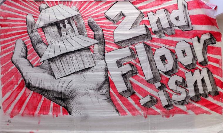 2nd Floorism, Makoto Aida