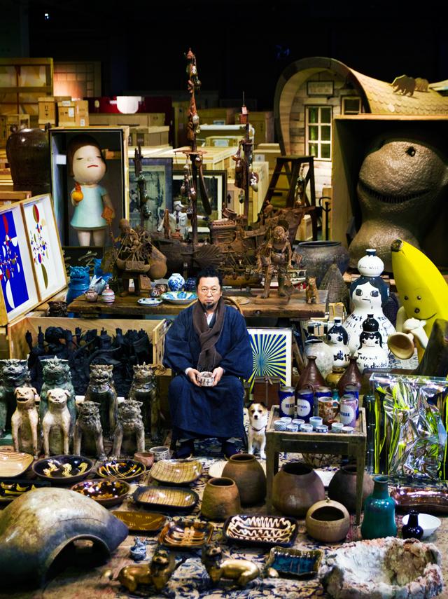 Takashi Murakami and his Superflat Collection