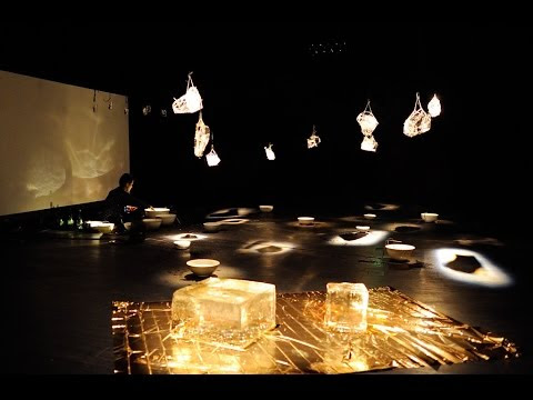 Installation in situ - par Tomoko SauvageMardi 16 Octobre à 21:00 (sur invitation uniquement)