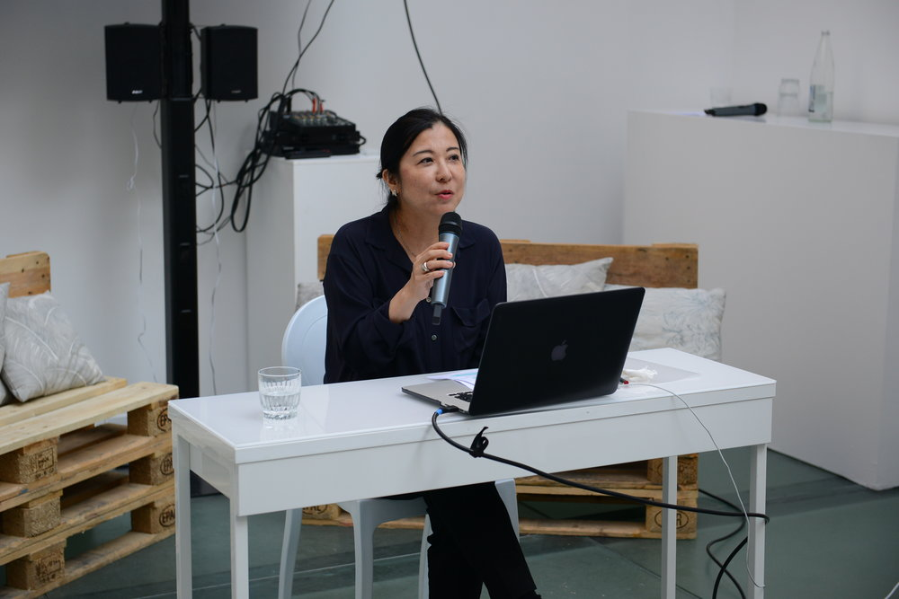 Akiko Miki, International artistic director, Benesse Art Site, Naoshima