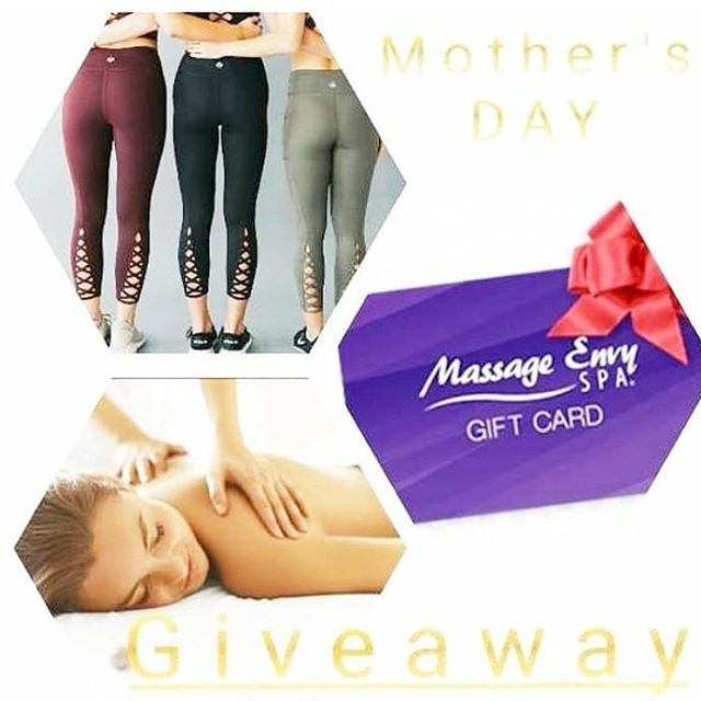 ⒼⒾⓋⒺⒶⓌⒶⓎ Time!!!!! 🎉🎉 Because every WOMEN, MOM, Expecting, or in the future to be MOM deserves to be spoiled ❤❤❤❤❤❤❤ So that's why I have teamed up with some STRONG WOMEN to bring you this MOTHERS DAY 🎉GƖᐯƐᗩᗯᗩƳ🎉 and spoil one lucky lady to a $200 gift certificate to @senita athletic wear and $75 credit to Massage envy  All you have to do is Follow these simple rules ⬇⬇⬇⬇⬇ 1. Must be at least 18 yrs of age to enter 2. Must be living in the U.S.  3. Follow all the following accounts @mari_unfiltered @morganwender  @faithbarbare  @heathers_fit_tips @healthyhayl @joinbeckylewis @therunningstylist @lydias_liftagram  @mama_said_hustle  4. Tag at least 3 friends the more you tag the better chances of Winning! 🖒 _ ⒼⒾⓋⒺⒶⓦⒶⓨ will close on Friday 11th at 12pm EST. Winner will be announced on Saturday under this same post! _  BEST OF LUCK AND HAPPY TAGGING!!! #momboss #girlboss #mombosses #girlbosses #solopreneur #solopreneurs #fitmama #hustlemama #mamasaidhustle #mothersdaygiveaway #mothersdaygifts #mothersdayweekend #mamalove #dearmama #womenownedbusiness #momblogger #momblog #tiredmama #formymom #tiredmommy #hustlemom