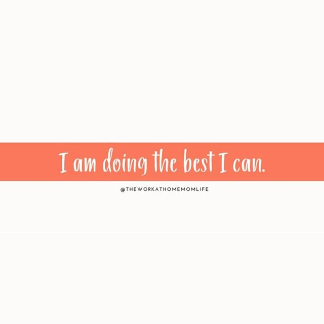 Put that -ish on repeat. 😏⠀⠀⠀⠀⠀⠀⠀⠀⠀ ⠀⠀⠀⠀⠀⠀⠀⠀⠀ I am doing the best I can.⠀⠀⠀⠀⠀⠀⠀⠀⠀ ⠀⠀⠀⠀⠀⠀⠀⠀⠀ When you start feeling that #overwhelm creeping up and you wanna have an anxiety attack, it's OK. You're doing the best you can. Breathe deep, take out a notebook and separate your 'need to do list' and 'want to do list.'⠀⠀⠀⠀⠀⠀⠀⠀⠀ ⠀⠀⠀⠀⠀⠀⠀⠀⠀ When the kids are on your last nerve and you start yellin,' it's OK. We all slip up. You're doing the best you can. Breath in, breathe out. #Bedtime is soon.⠀⠀⠀⠀⠀⠀⠀⠀⠀ ⠀⠀⠀⠀⠀⠀⠀⠀⠀ #theworkathomemomlife #planoly #foodforthought💭 #quotesfortoday  #igquotes  #ittakesavillage #quotemeonthat #quotes❤ #quoted #quotemelater #quotemomma #quotemylife #motivationmondays #mondaymotivation💪 #mondaymotivation #mondaymotivation #instamotivation #motivationalwords #mommotivation #mondaymantra #momtra #doingmybest #stayathomeworkingmom #workingfromhome #workathomemum #planoly ⠀⠀⠀⠀⠀⠀⠀⠀⠀ ⠀⠀⠀⠀⠀⠀⠀⠀⠀ @planoly