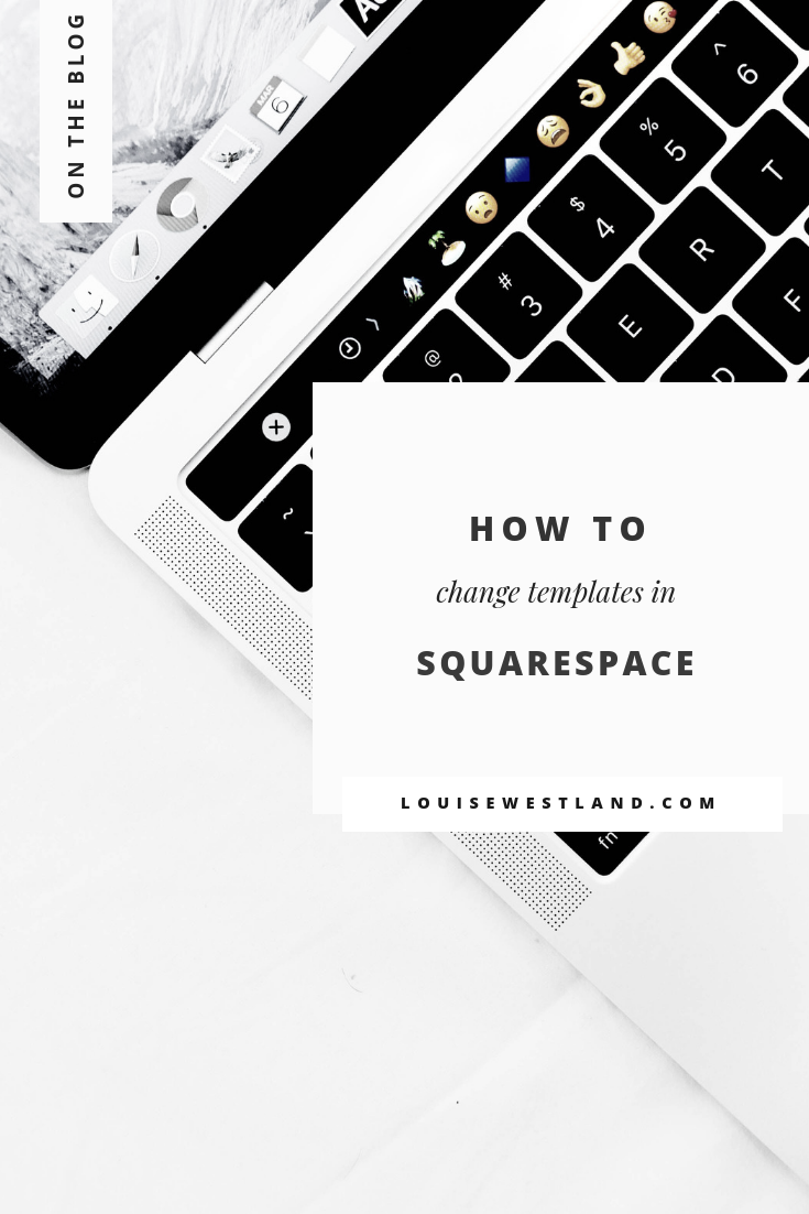 Switching templates faq – squarespace help.