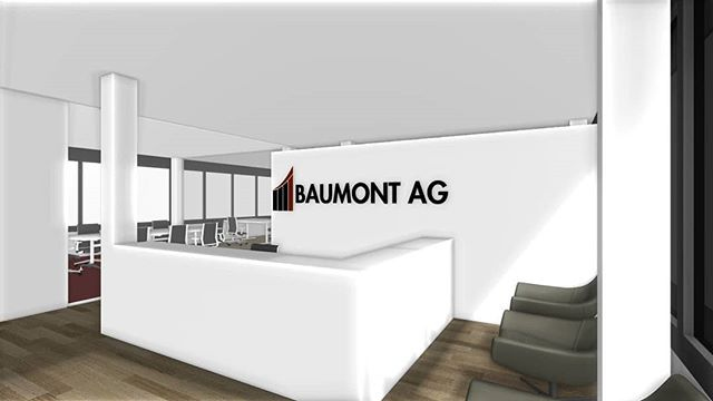 #_planbude_ #architecture #office #project #baumont.ch