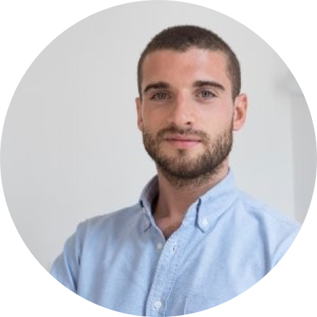 Fabien Defouilhoux - Head of Sales chez Brigad.co