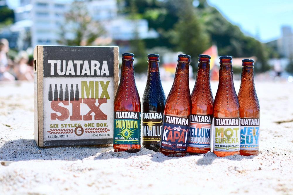 Tuatara brewing -