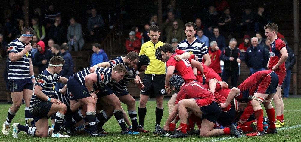 Men's Rugby -