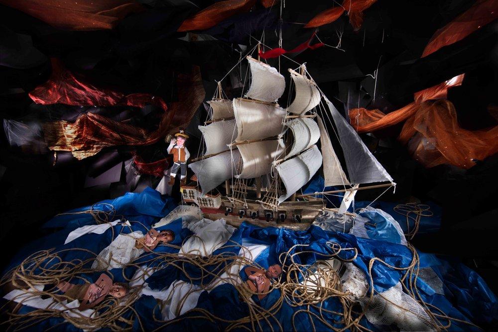 "Nicolas Henry, ""Slave Ship"""