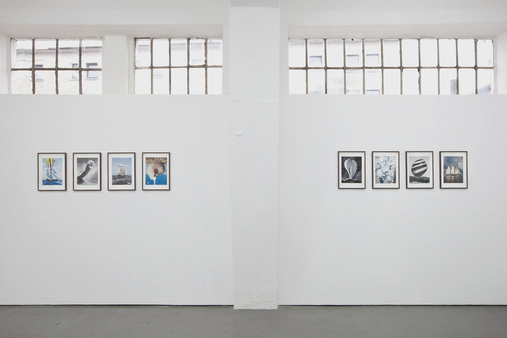 "Julien Bismuth: ""Catalog"", 2012, Exhibition views Galerie Parisa Kind, Frankfurt am Main"