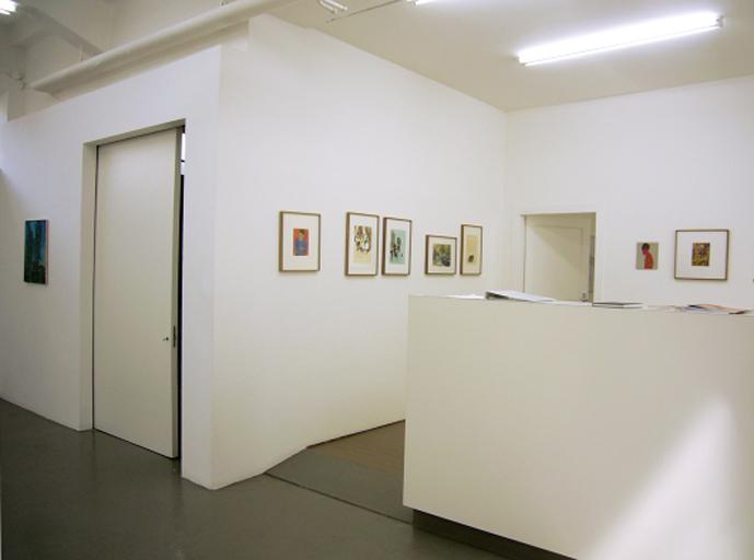 "Isabelle Fein: ""Guten Tag, Avantgarde"", 2009, Exhibition views Galerie Parisa Kind, Frankfurt am Main"