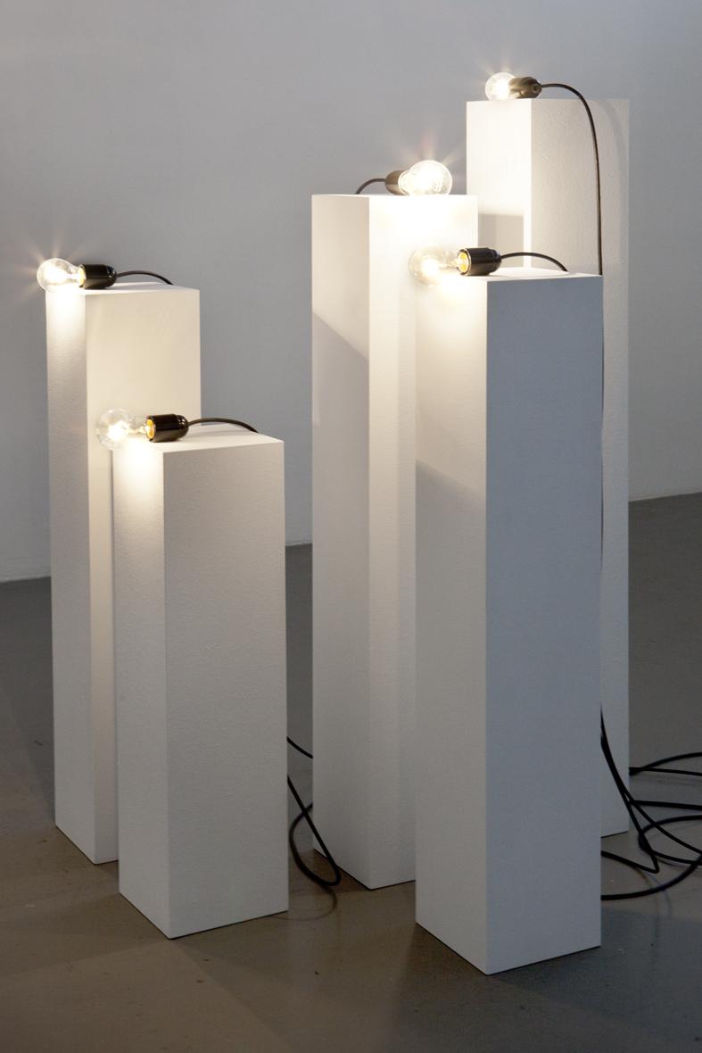 "Martin Neumaier: "" the mud below, the mud above "", 2013, Exhibition views Galerie Parisa Kind, Frankfurt am Main"