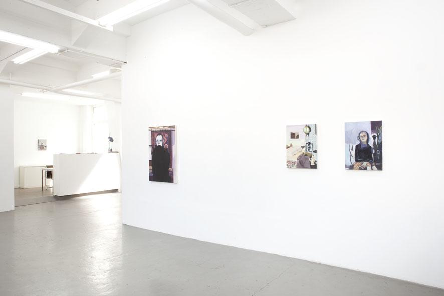 Helen Verhoeven, 2013, Exhibition views Galerie Parisa Kind