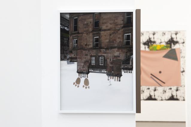 """Lena Henke: """"Schlangen im Stall"""", 2011, Exhibition views Galerie Parisa Kind, Frankfurt am Main"""