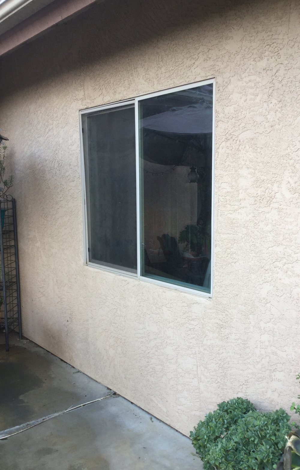 Exterior Before