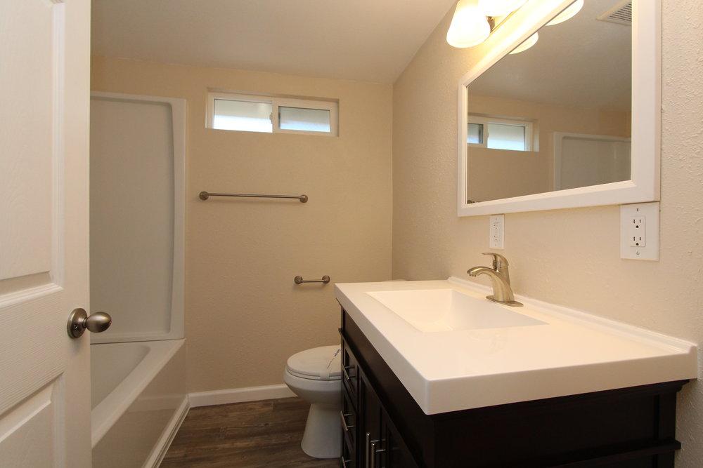 Finished - Bathroom