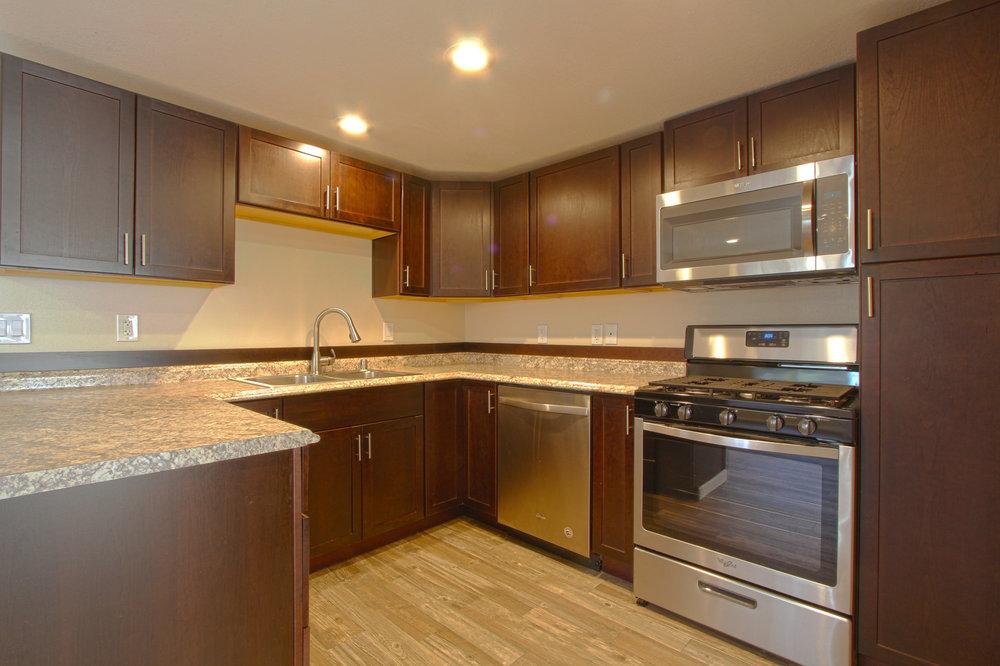 Finished - Kitchen
