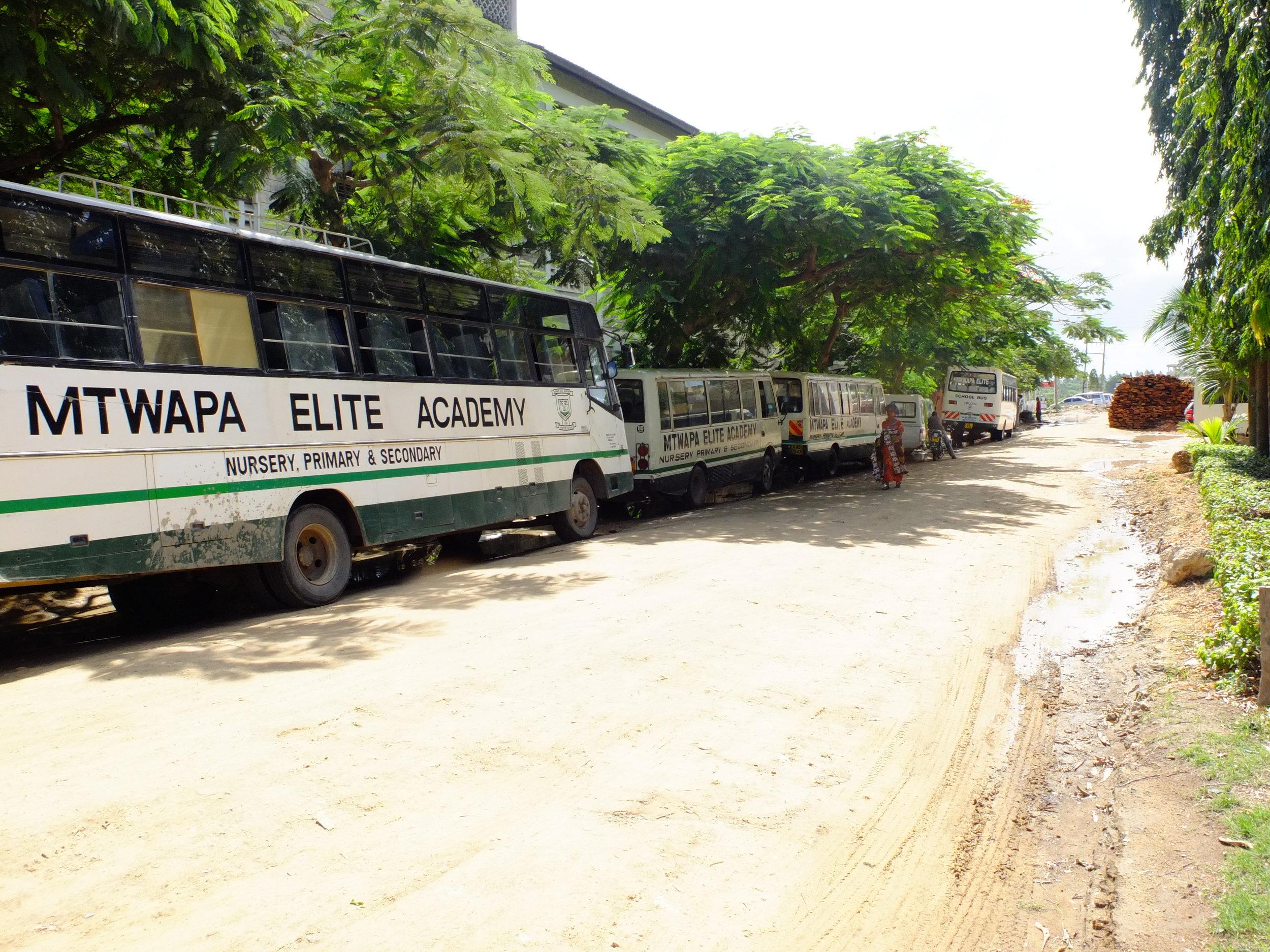 Mtwapa Elite School Buses