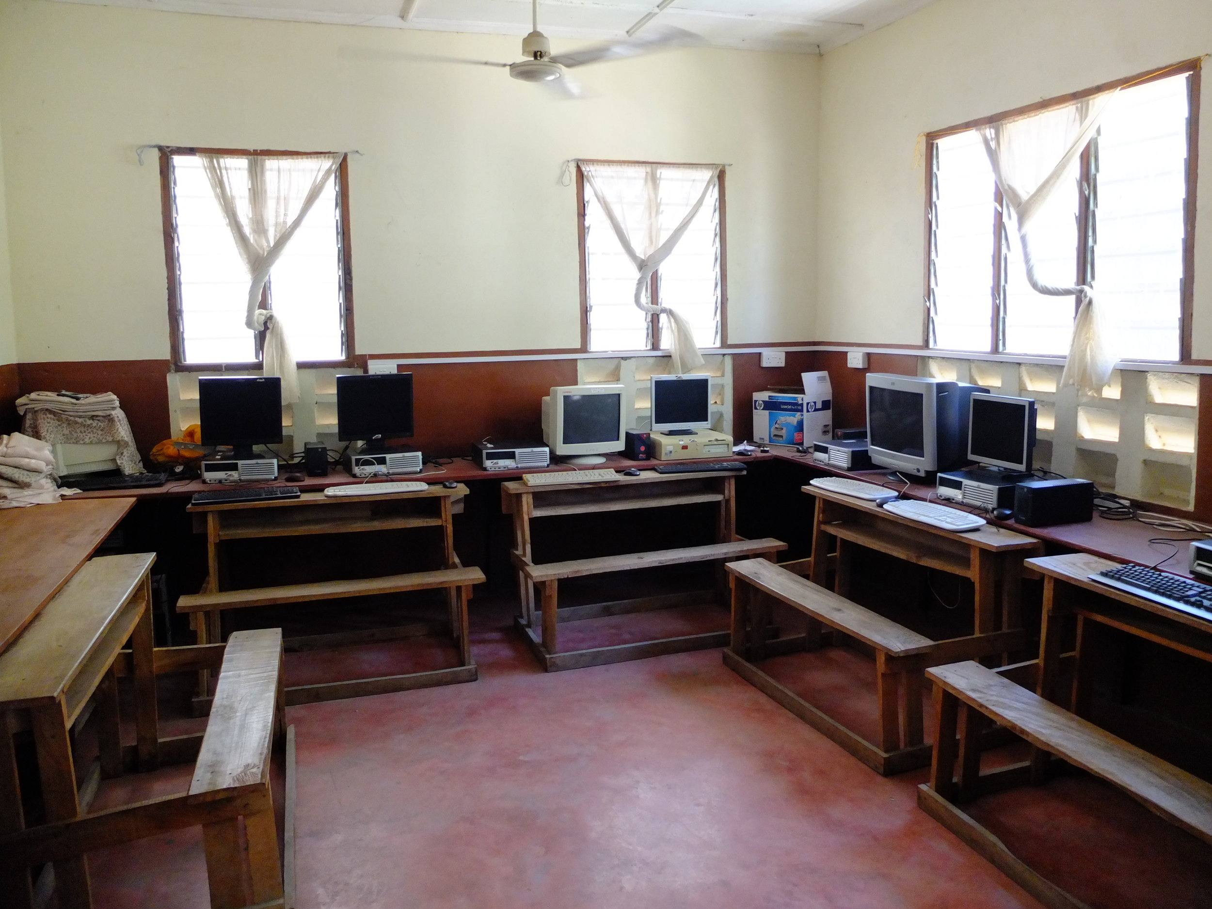 Mtwapa Elite Academy Computer Room