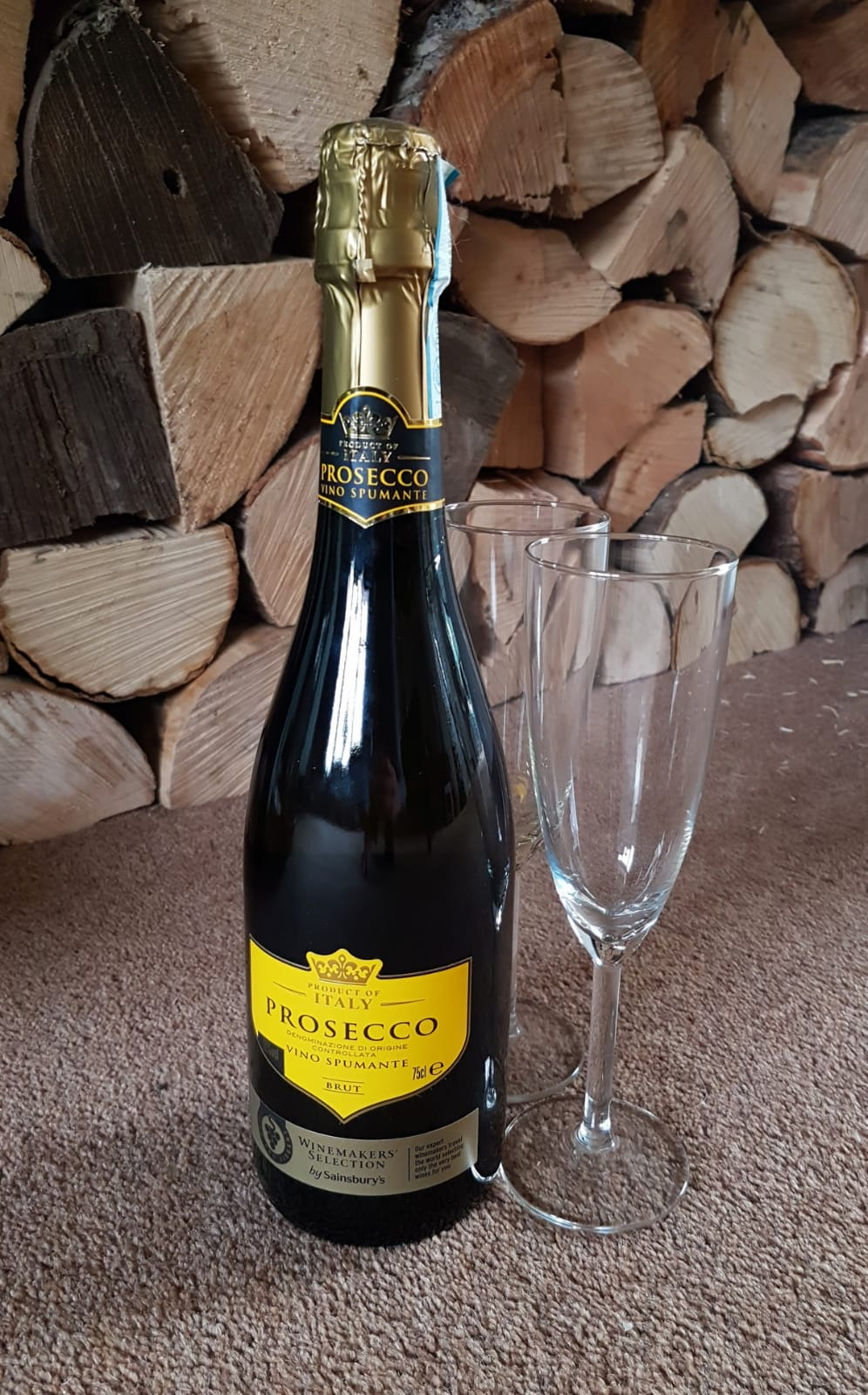 Win a Bottle of Prosecco -