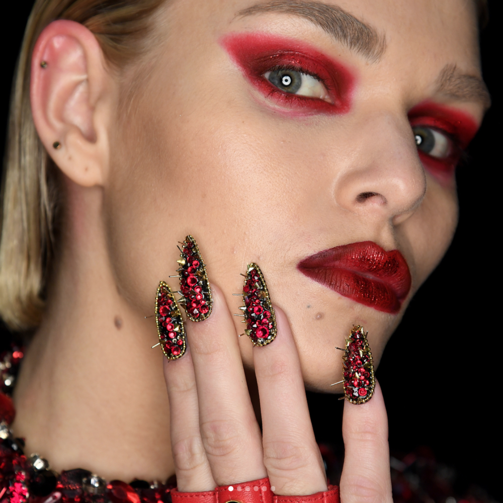 The Blonds Nails NYFW