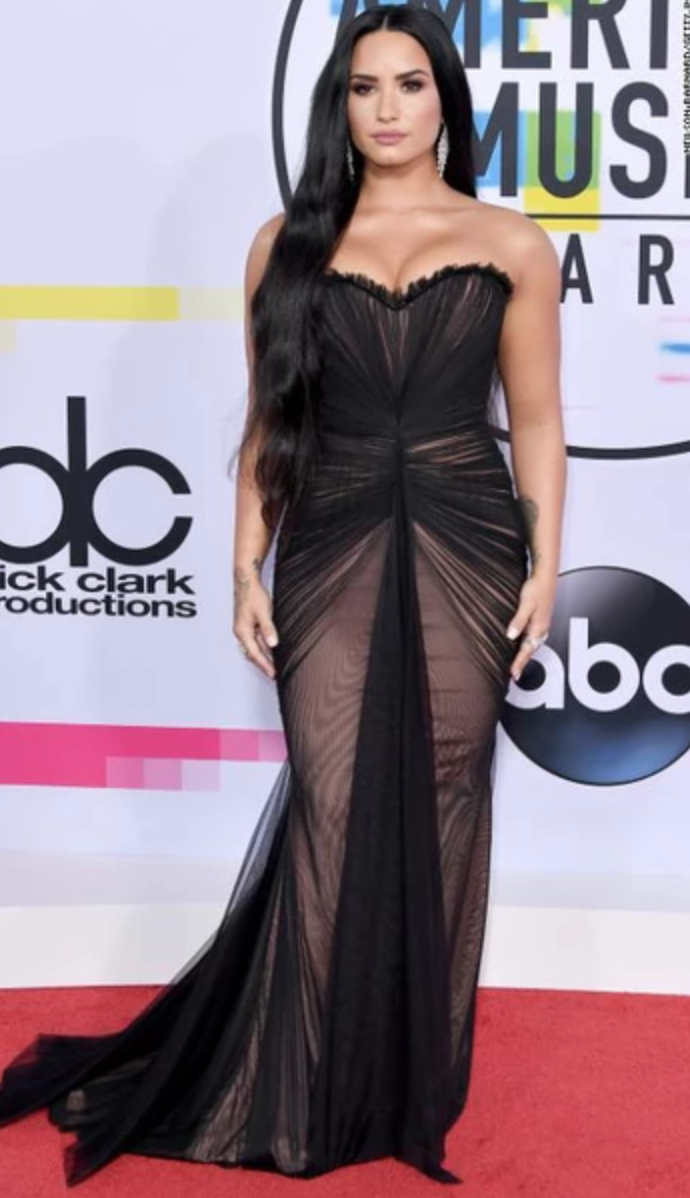 Demi Lovato AMAs