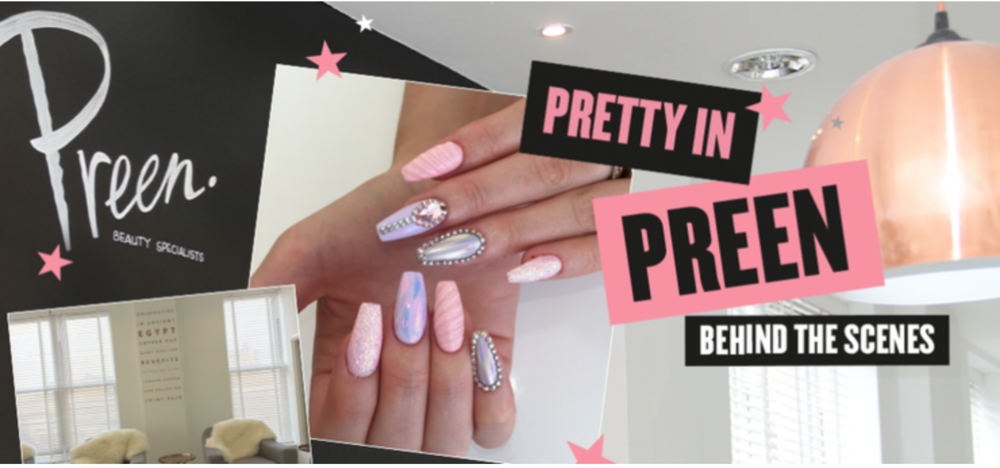 Soap and Glory Preen Collab