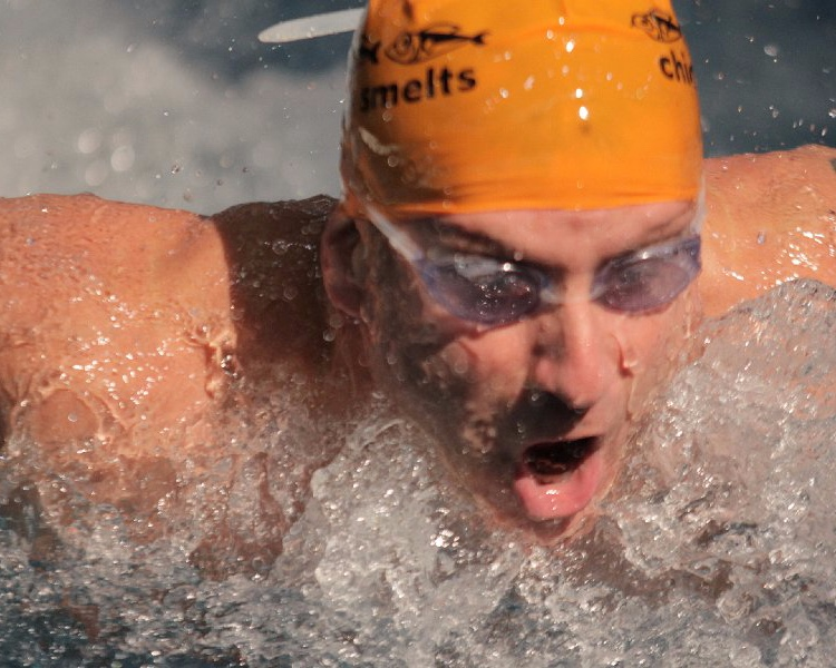 Steve Gilberg Substitute Coach - Substitute Coach: Steve started swimming when he was eight years old. In an early act of defiance, he registered for the local swim team to sidestep his mother's rule of