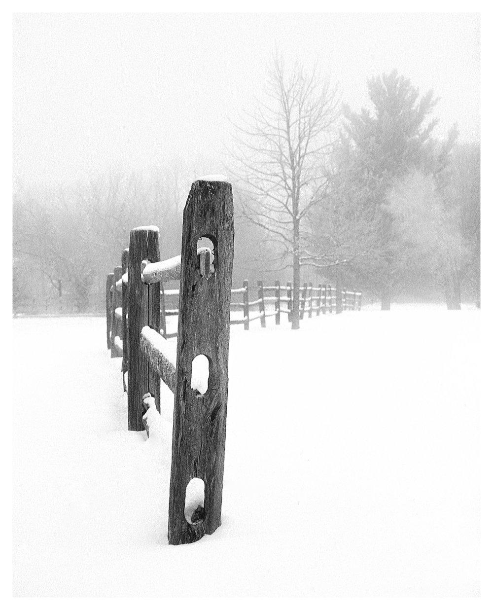 Nikon F on HP5+ film - Bellbrook, Ohio