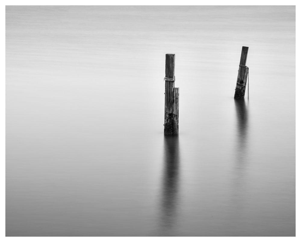 Study at Duck - Nikon D750 w/24-85mm lens, long exposure