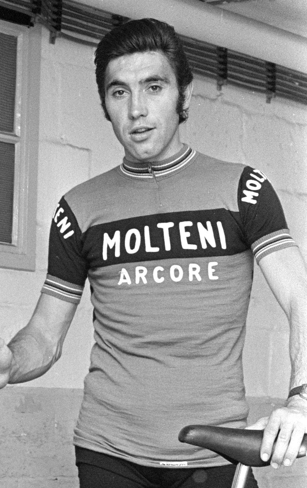 The great Eddy Merckx