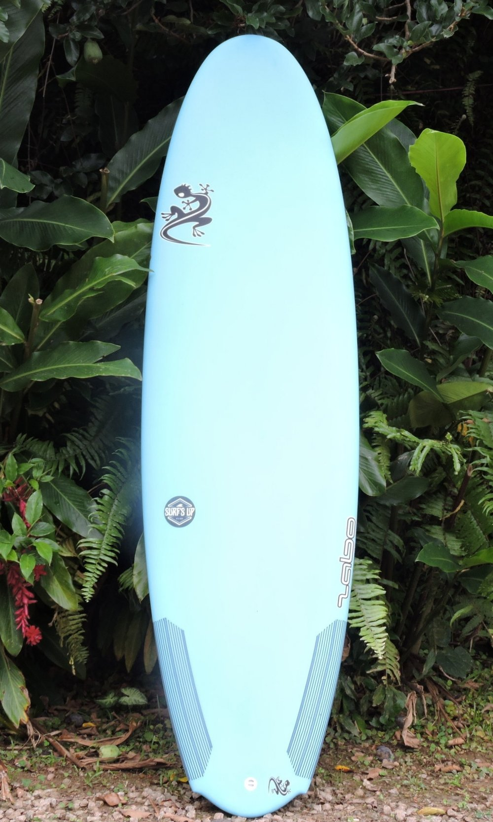 Shark Bomb - Zabo Surfboards5'8