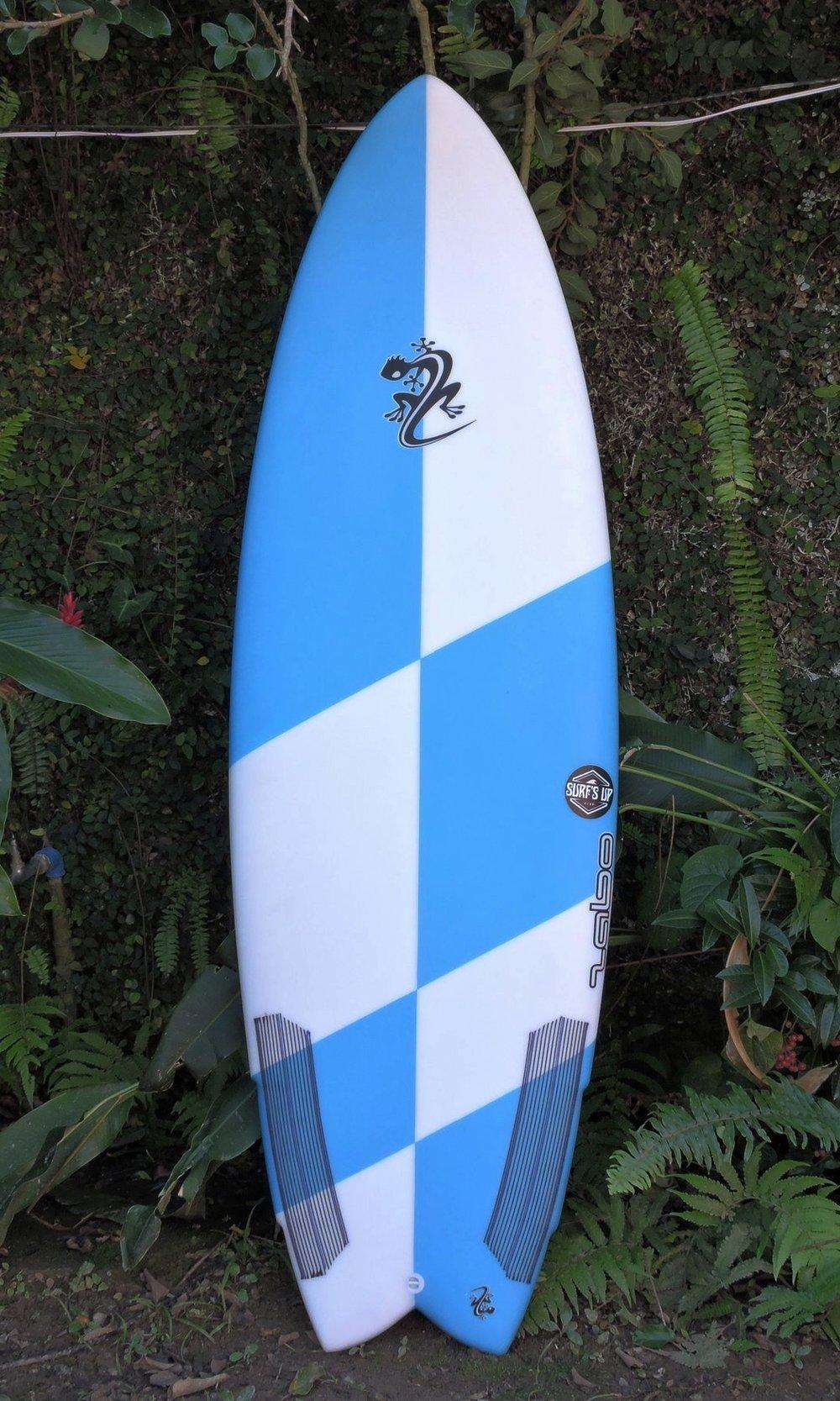 Torped - Zabo Surfboards5'5