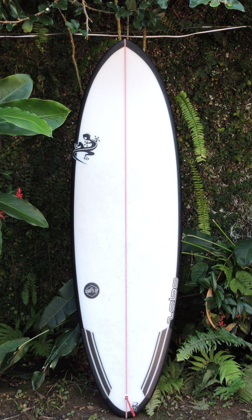 Total Flex - Zabo Surfboards5'5