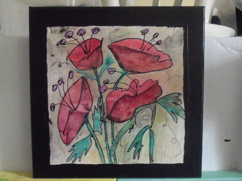 774_Poppies_Mixed_Media_Black_Backgroud.JPG