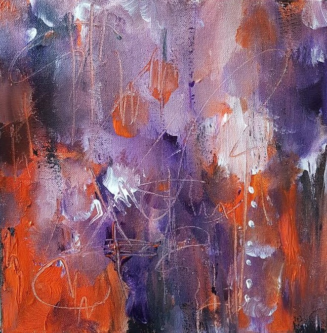 662_Abstract_10x10_Fireworks_Purple_Black_Orange_and_White.jpg
