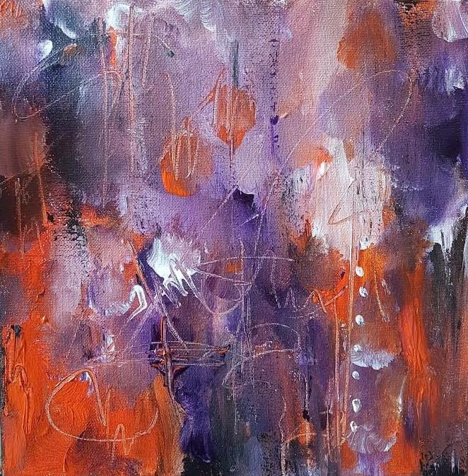 662_Abstract_10x10_Fireworks_Purple_Black_Orange_and_White.jpg