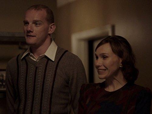 """Yuri Kolokolnikov & Darya Ekamasova in """"The Americans""""."""