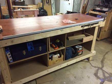 Workbench Storage