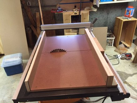 Tablesaw Crosscut Sled