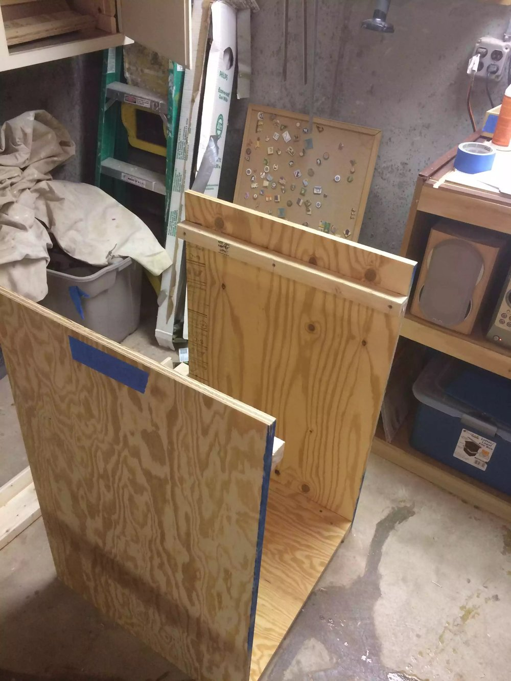 Shelf Support battons