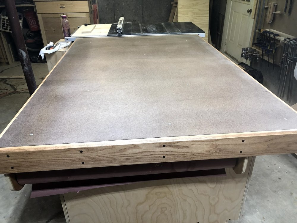 Applied finish